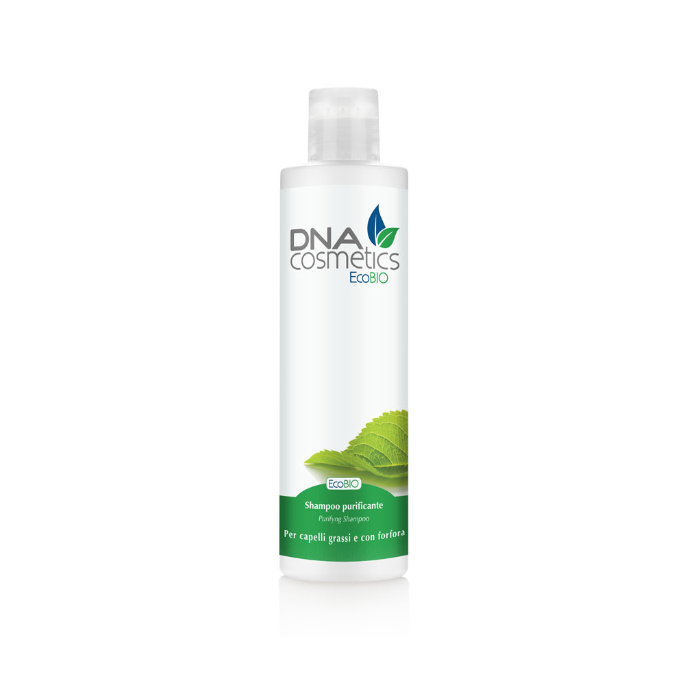 Purifyng shampoo - Shampoo capelli grassi