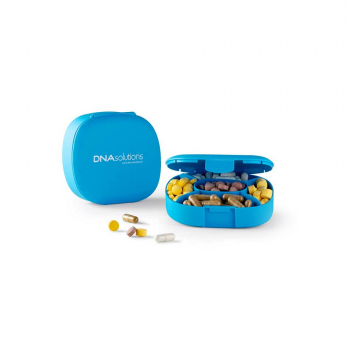 Pillbox Azzurro