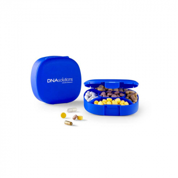 Pillbox BLUE