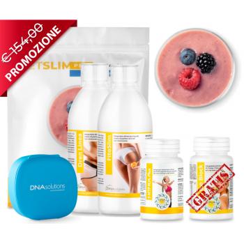 Promo Controllo del Peso 1 Frutti di Bosco